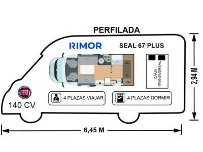 Seal 67 plus