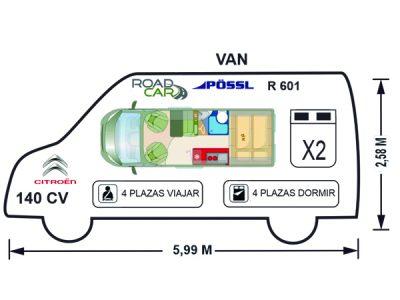 Van R601